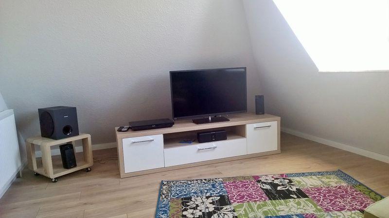 ausstattung des ferienhauses skipper f r 4 personen mit hund im fischerdorf greetsiel an der. Black Bedroom Furniture Sets. Home Design Ideas